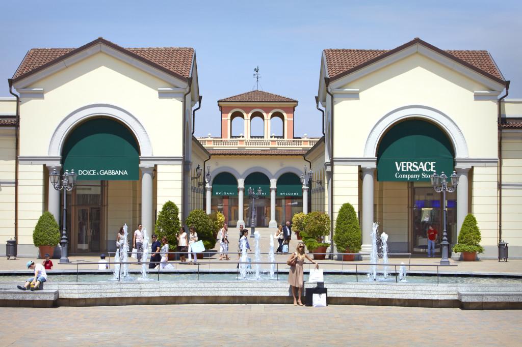 Serravalle designer outlet village